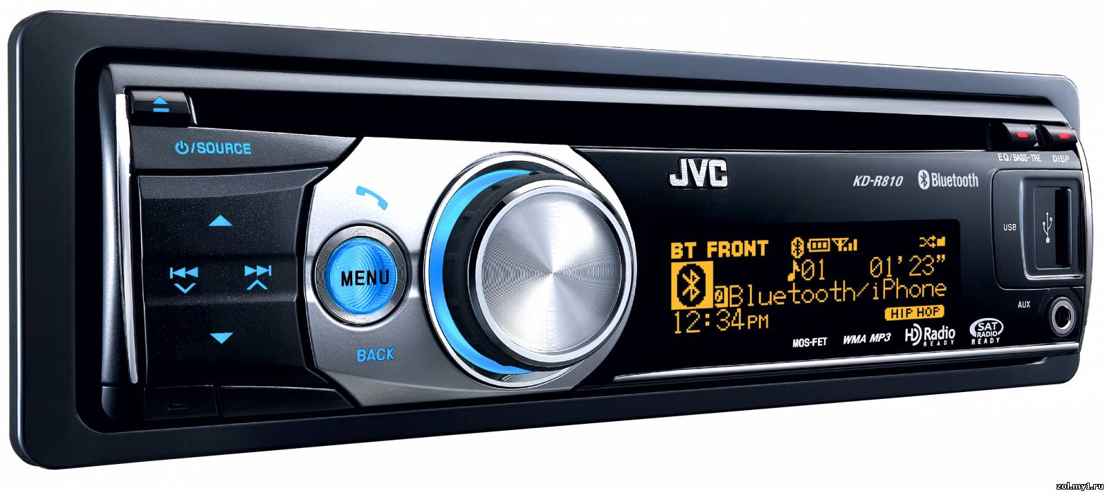 Jvc Kd-X220 Инструкция
